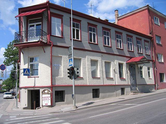 Narva mnt 88  Autor Egle Tamm  Kuupäev  19.06.2008
