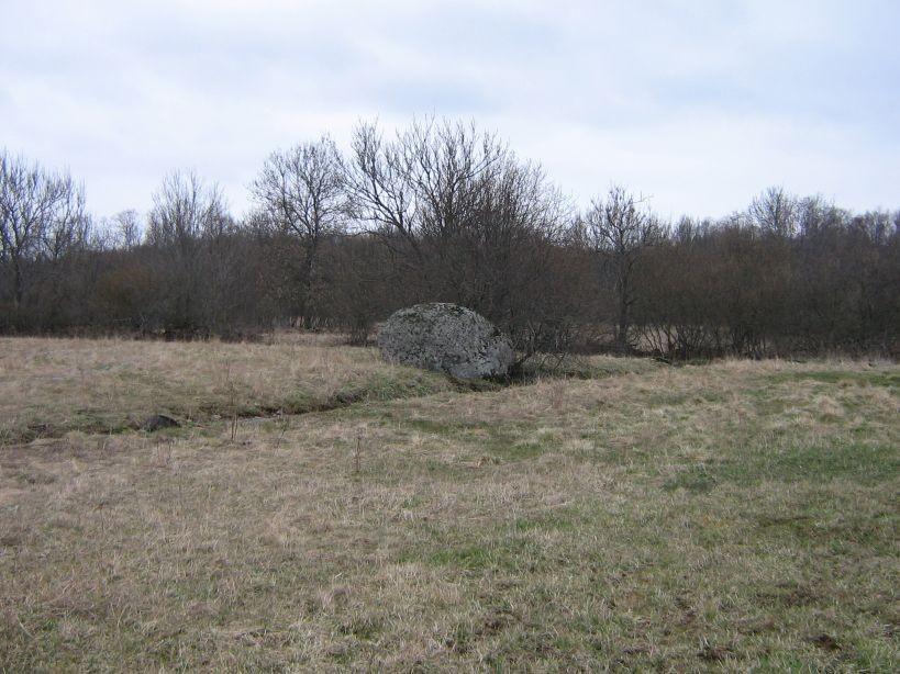 Vaade kivile lõunast  Autor Ulla Kadakas  Kuupäev  17.04.2008