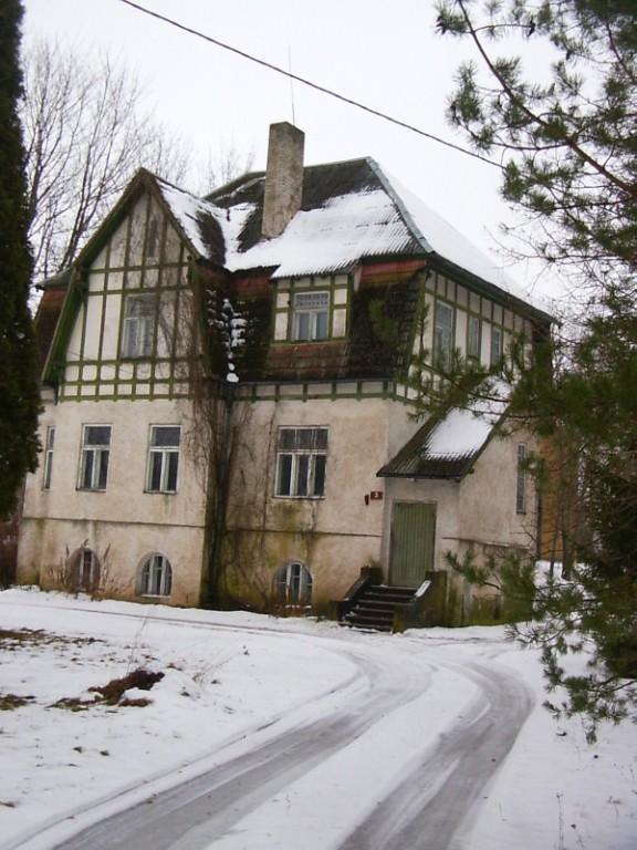 Goldbergi villa  Autor Sille Raidvere  Kuupäev  11.01.2008