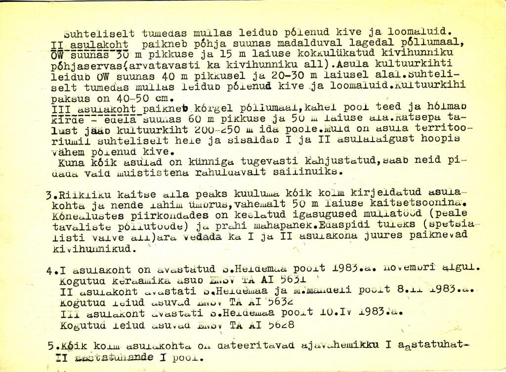 Mälestise pass. 1983. Lk 1-p