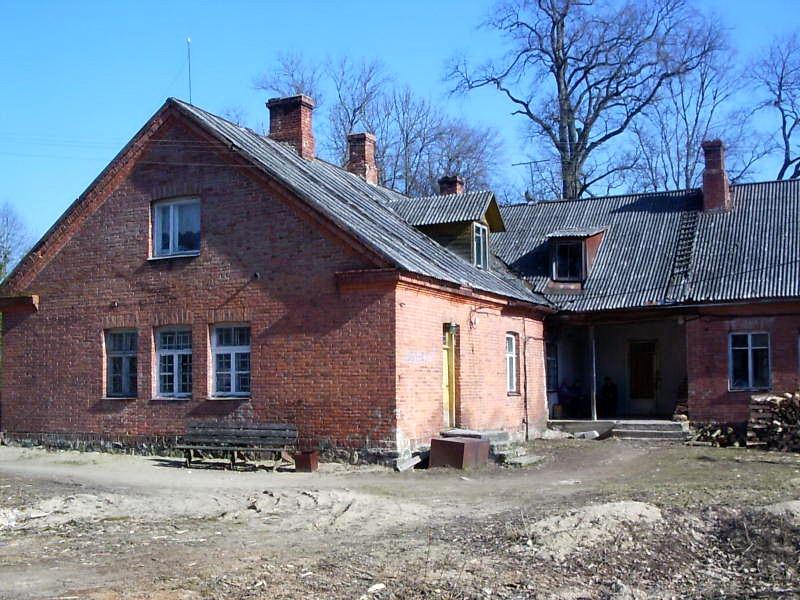 Valitsejamaja tagakülg Autor Sille Raidvere  Kuupäev  28.03.2007