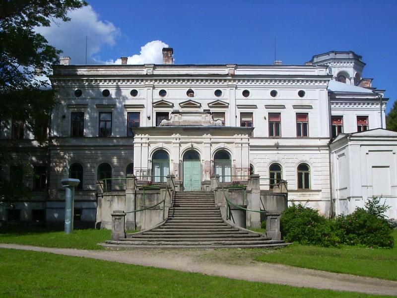 Peahoone  Autor Sille Raidvere  Kuupäev  03.07.2007