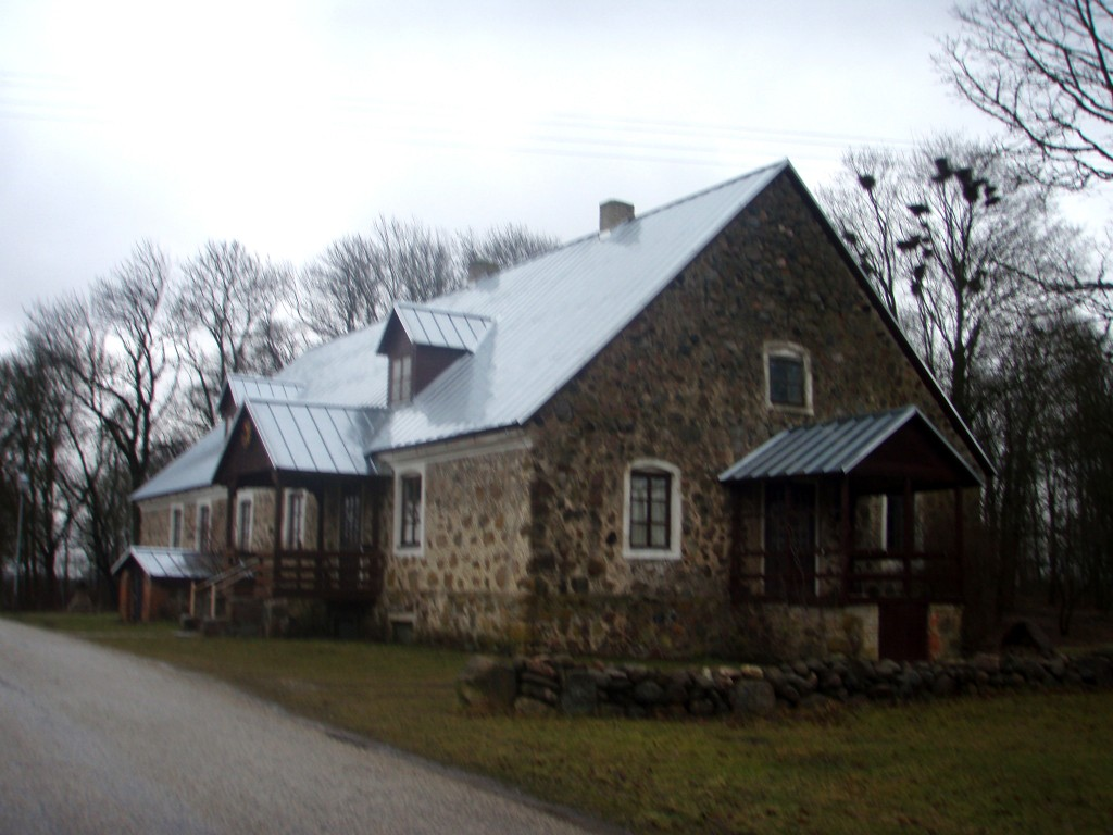 Valitsejamaja  Autor Sille Raidvere  Kuupäev  02.03.2008