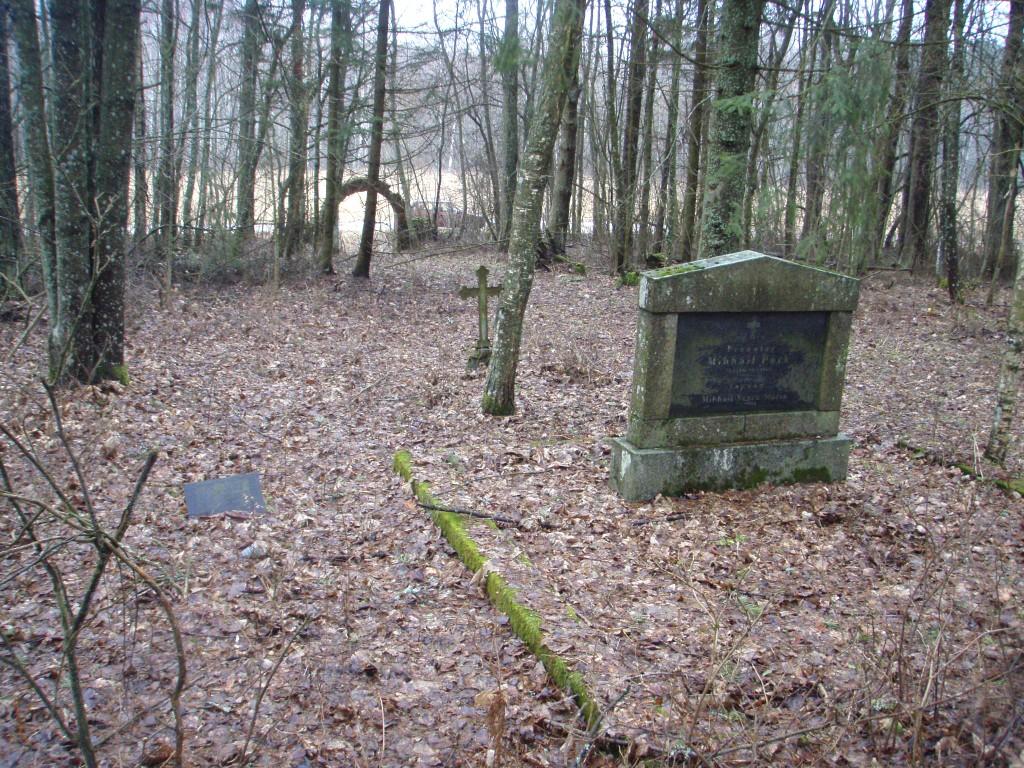 kalmistu  Autor Sille Raidvere  Kuupäev  02.03.2008