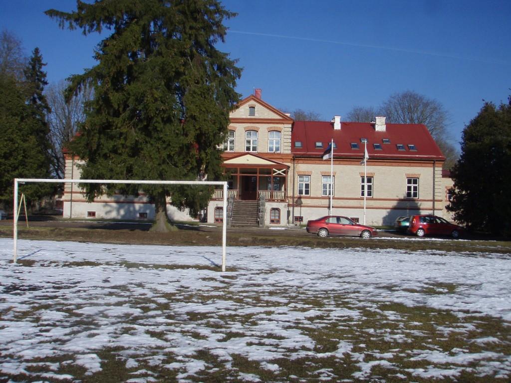 peahoone  Autor Sille Raidvere  Kuupäev  02.04.2008