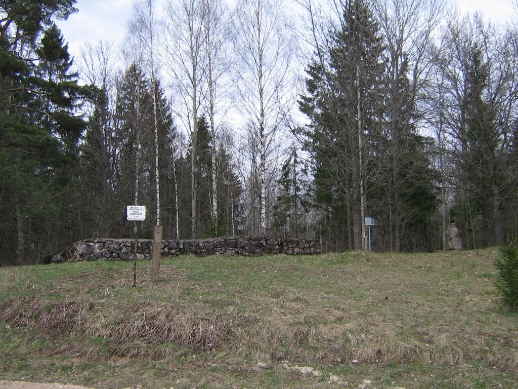 Risti kabeli varemed Autor Anne Kivi 21.04.2008