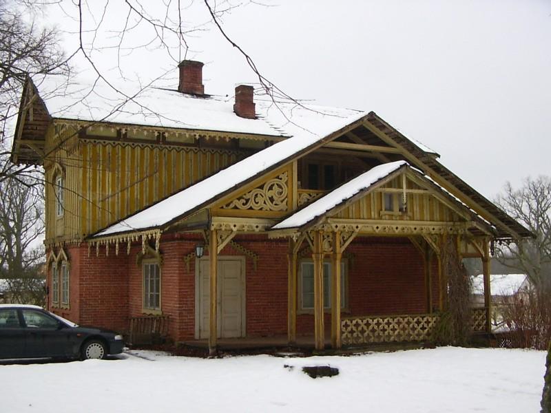 Kavaleridemaja1  Autor Sille Raidvere  Kuupäev  13.01.2008