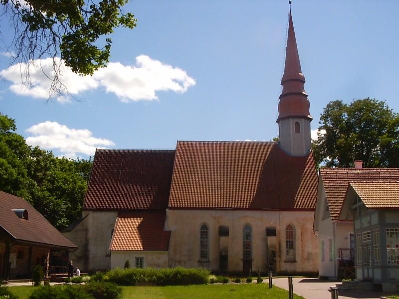 Palamuse kirik  Autor Sille Raidvere  Kuupäev  20.06.2007