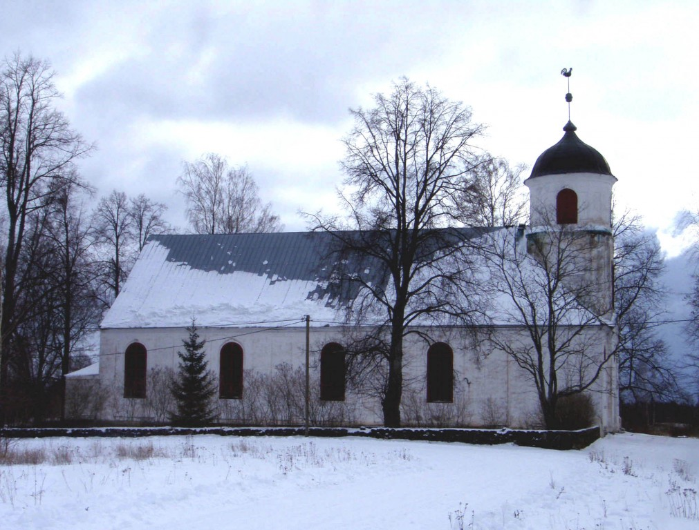 Kodavere kirik  Autor Sille Raidvere  Kuupäev  03.03.2008