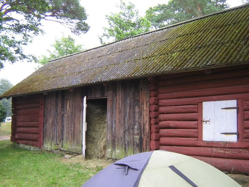 Kaarli talu heinakuur :  Autor Anne Kaldam  Kuupäev  16.08.2008