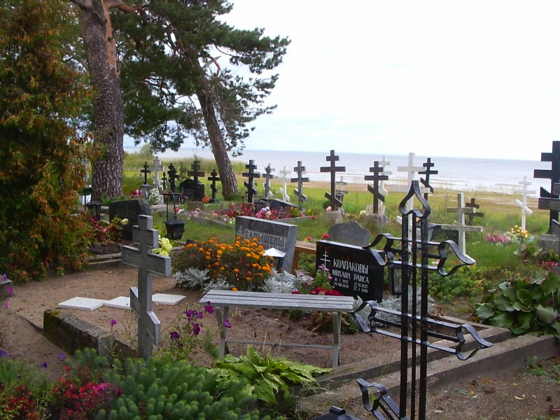 Kükita kalmistu  Autor Sille Raidvere  Kuupäev  26.08.2007
