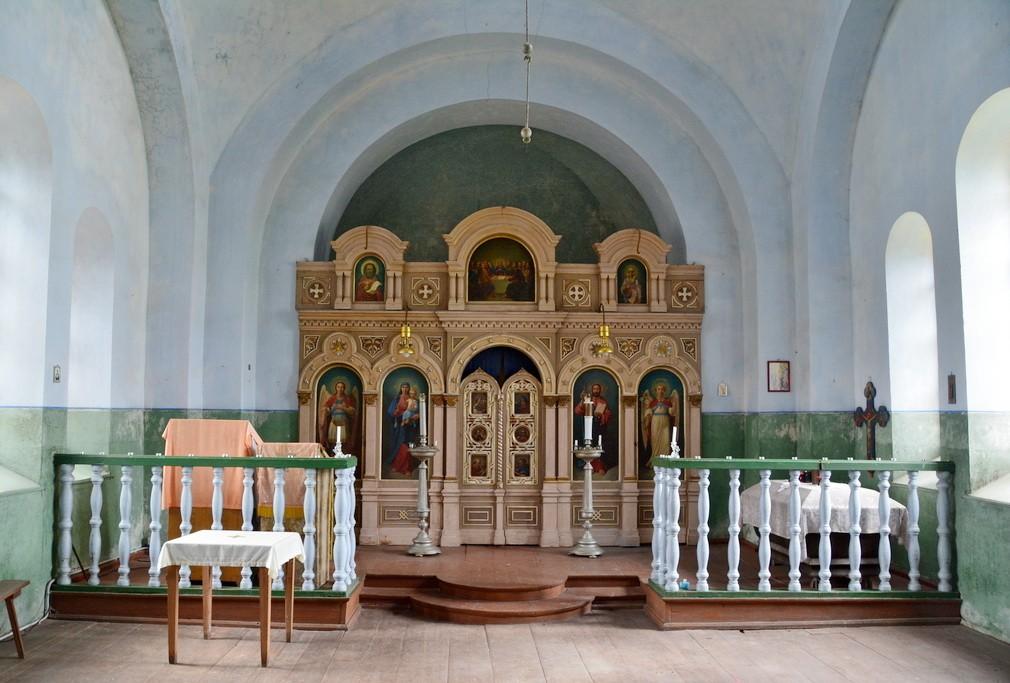 Kergu kiriku ikonostaas, Ü.Jukk, 28.04.2015