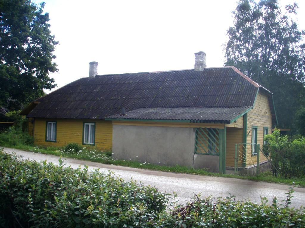 kihelkonnakool  Autor Sille Raidvere  Kuupäev  26.08.2008
