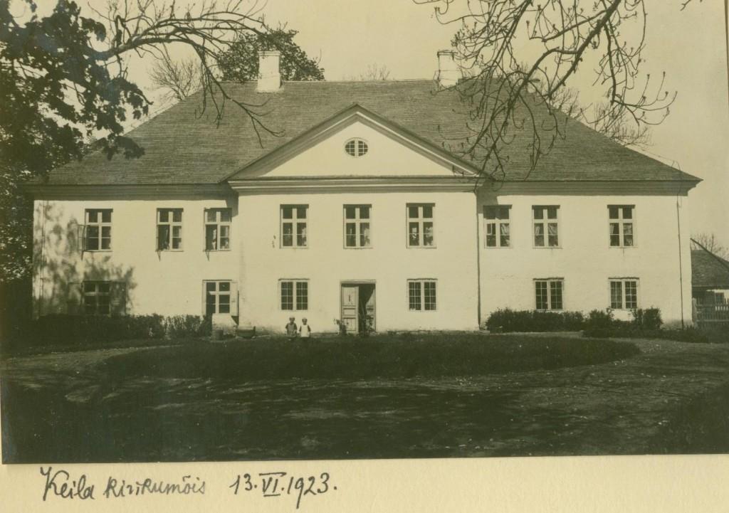 Autor Ado Köögardal  Kuupäev  13.06.1923
