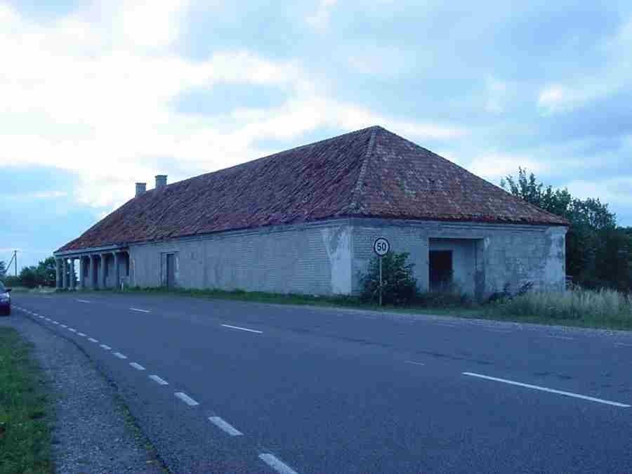 Kuivastu kõrts, 2003. Foto: J. Vali, 2003.