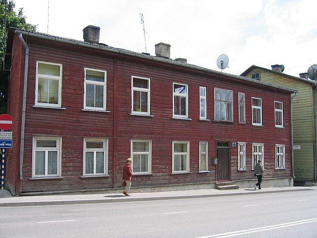 Narva mnt 127 esifassaad  Autor Egle Tamm  Kuupäev  19.06.2008