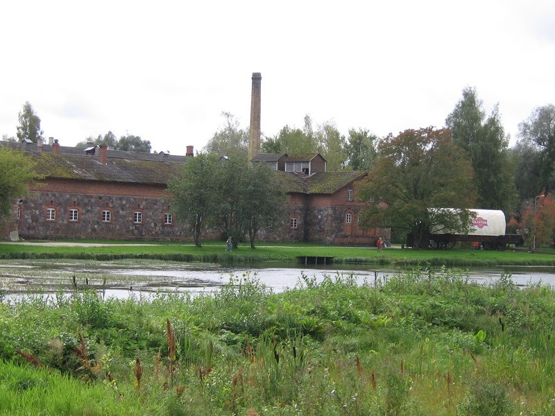 Jäneda mõisa park :15040vaade idast -suurelt teelt  Autor Anne Kaldam  Kuupäev  04.09.2008