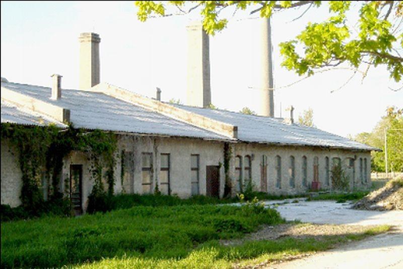 1885-86 ehit. tootmishoone  Autor Eva Laarmann  Kuupäev  27.09.2007