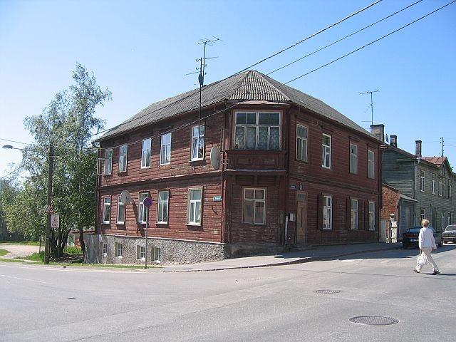 Jaama 31  Autor Egle Tamm  Kuupäev  30.06.2008