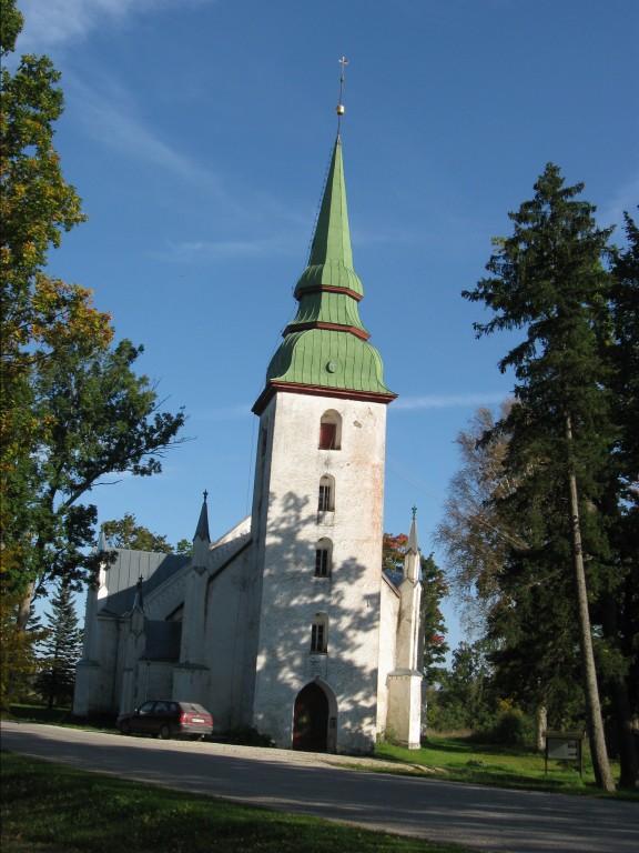 kirik  Autor Sille Raidvere  Kuupäev  23.09.2008