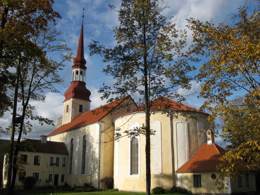 kirik  Autor Sille Raidvere  Kuupäev  30.09.2008