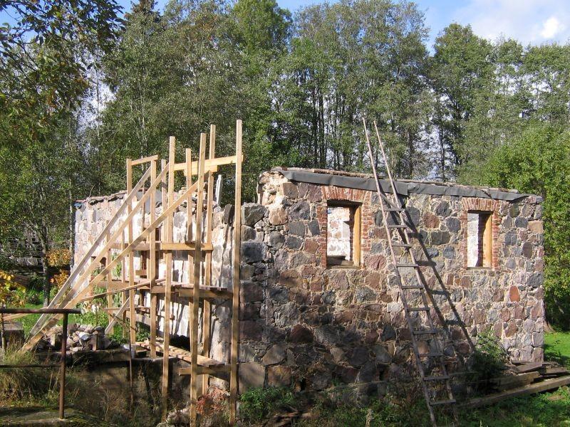Poka vesiveski seis 2008 sügisel  Autor Viktor Lõhmus  Kuupäev  30.09.2008