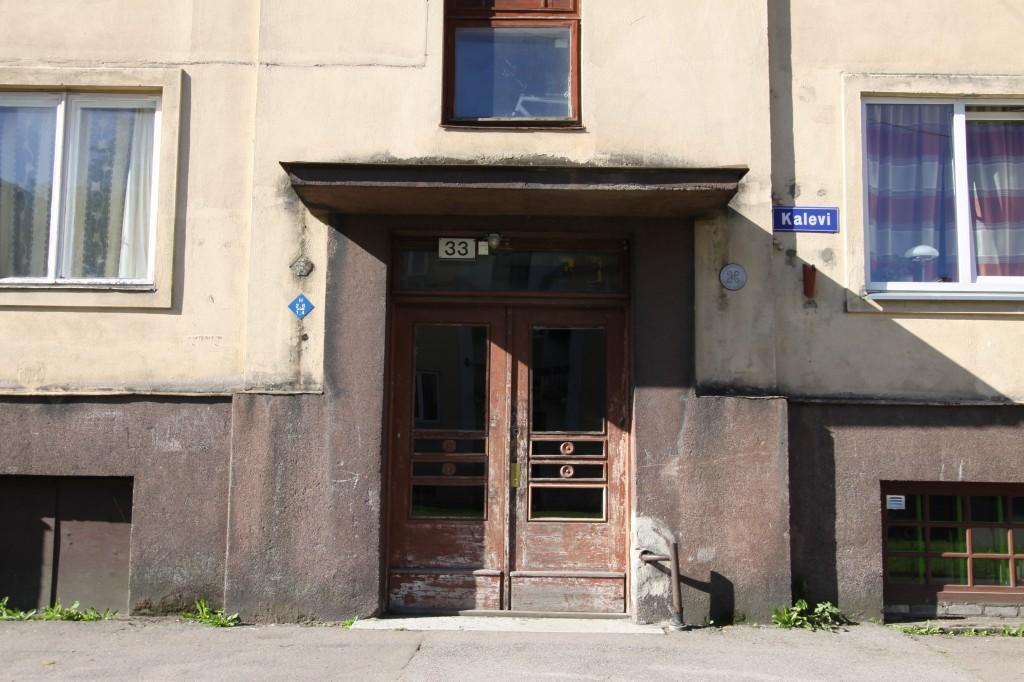 Elamu Kalevi t. 33. 05.08.2015. T. Aava