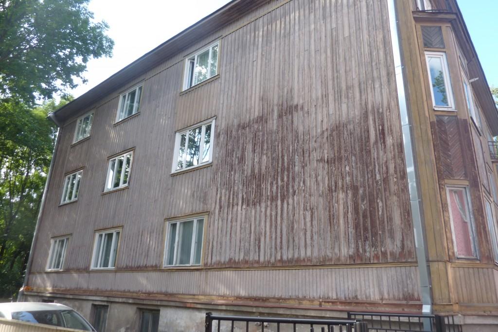A.Kapi tn 4. August 2015. Foto: Urve Arukaevu