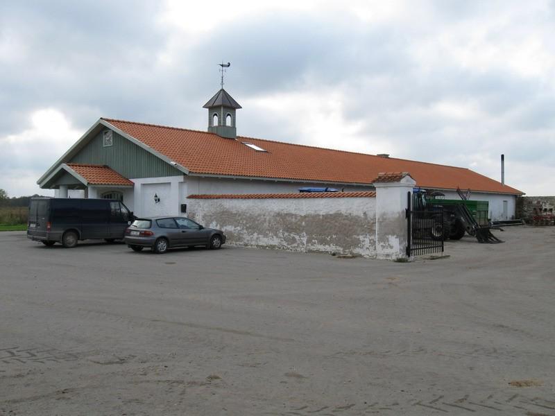 Kalvi mõisa karjalaudad, 19.-20.saj.  Autor Tõnis Taavet  Kuupäev  01.10.2008