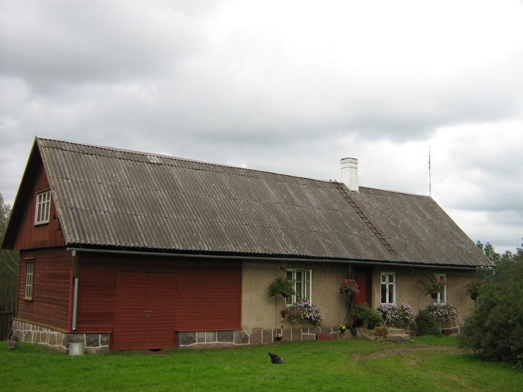 Tätta talu keldrimaja eestvaade Autor Anne Kivi  Kuupäev  18.09.2008