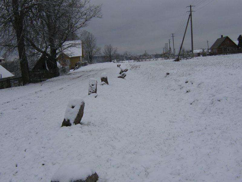 Piirdepostid lumisel teel  Autor Viktor Lõhmus  Kuupäev  01.03.2005