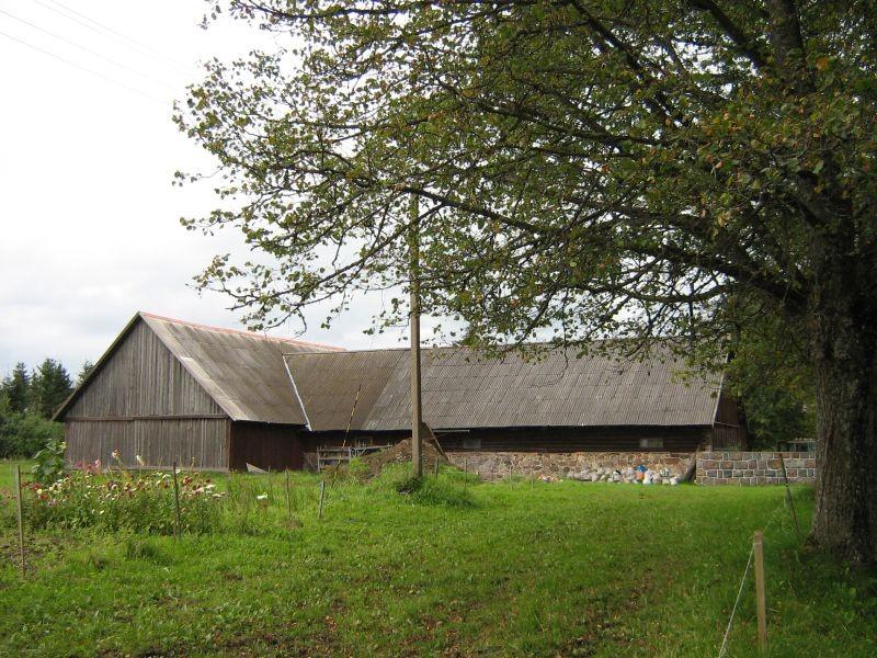 Tätta talu küün Autor Anne Kivi  Kuupäev  18.09.2008