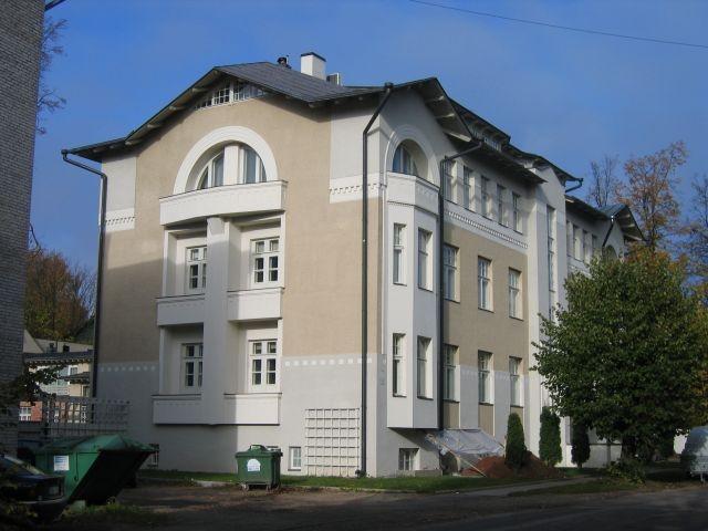 A. Haava 1 tänavapoolne üldvaade  Autor Egle Tamm  Kuupäev  07.10.2008