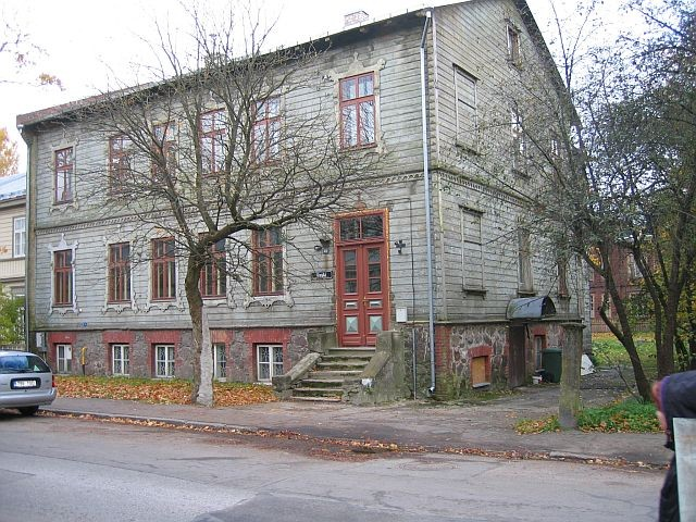 Veski 45  Autor Egle Tamm  Kuupäev  07.10.2008