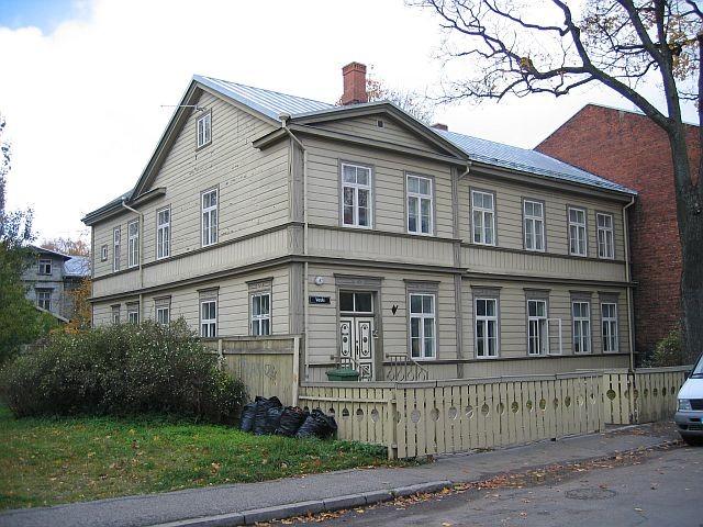 Veski 47 üldvaade  Autor Egle Tamm  Kuupäev  07.10.2008