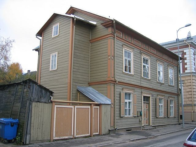 Veski 30  Autor Egle Tamm  Kuupäev  07.10.2008