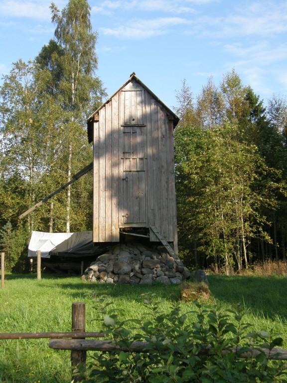 Luidja tuulik, vaade lõunast Autor K.Koit Kuupäev 24.09.2015