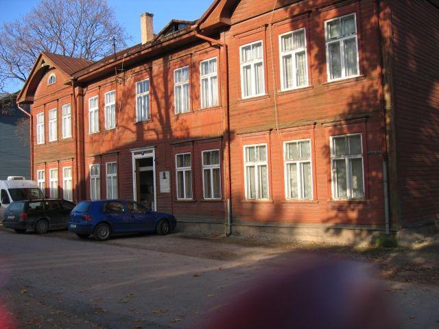 Kitzbergi 1  Autor Egle Tamm  Kuupäev  07.10.2008