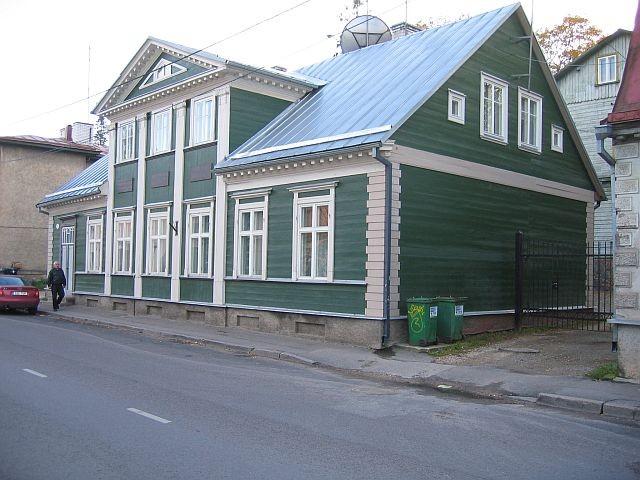 Kalevi 31 esifassaad  Autor Egle Tamm  Kuupäev  07.10.2008