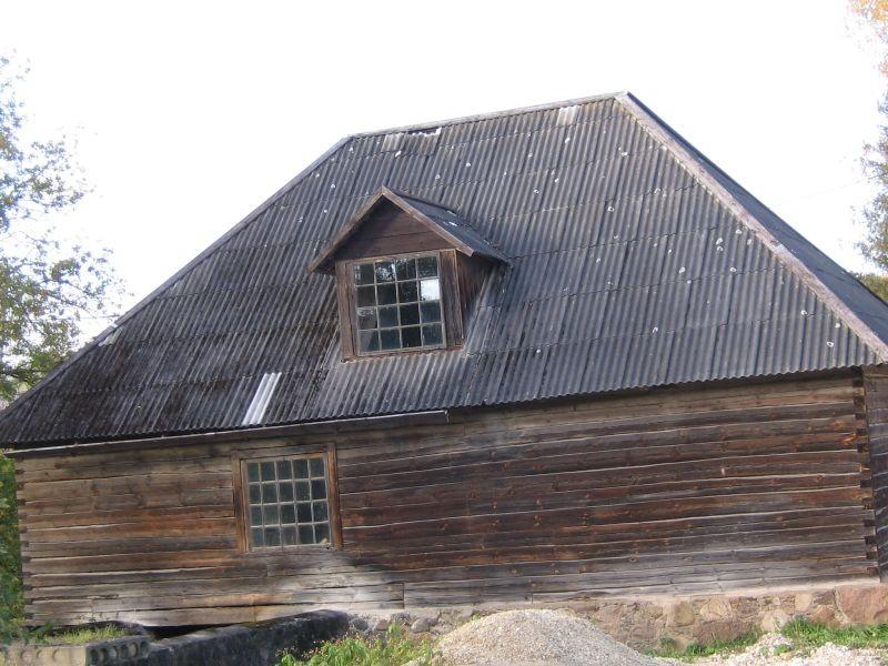 Rosma vesiveski, mantee suunalt.  Autor Viktor Lõhmus  Kuupäev  08.10.2008