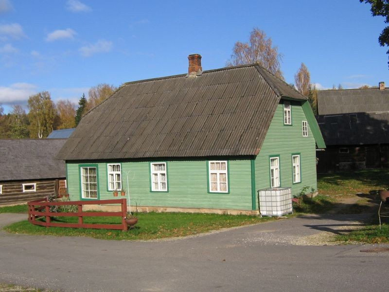 Rosma vesiveski elamu tiibhoonega  Autor Viktor Lõhmus  Kuupäev  08.10.2008