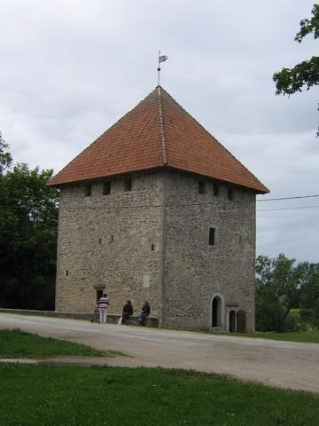 Vao tornlinnus :vaade idast  Autor Anne Kaldam  Kuupäev  26.06.2008