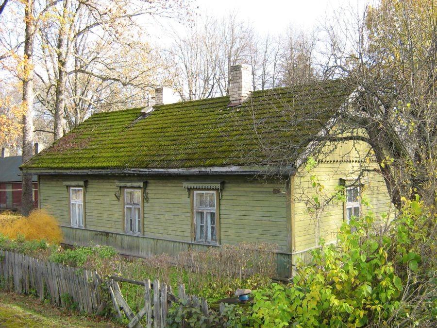 Olustvere raudteejaama elamu Autor Anne Kivi  Kuupäev  22.10.2008