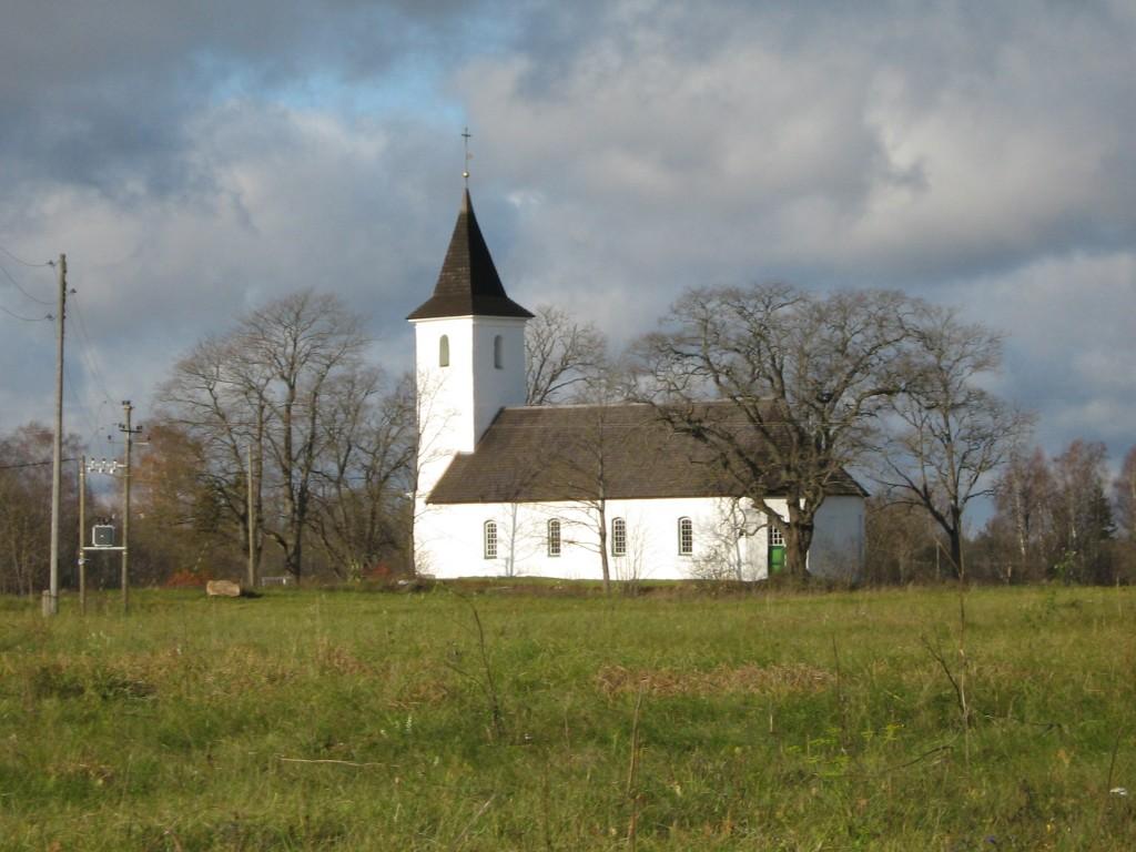 Tuhala kirik  Autor Ly Renter  Kuupäev  23.10.2008