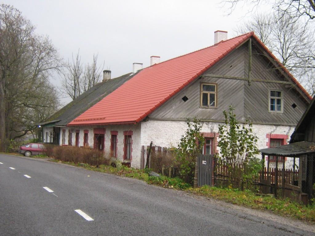Habaja kivist töölistemaja  Autor Ly Renter  Kuupäev  24.10.2008
