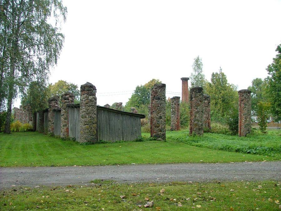 Heimtali mõisa küüni varemed Autor Jaan Vali  Kuupäev  18.09.2007