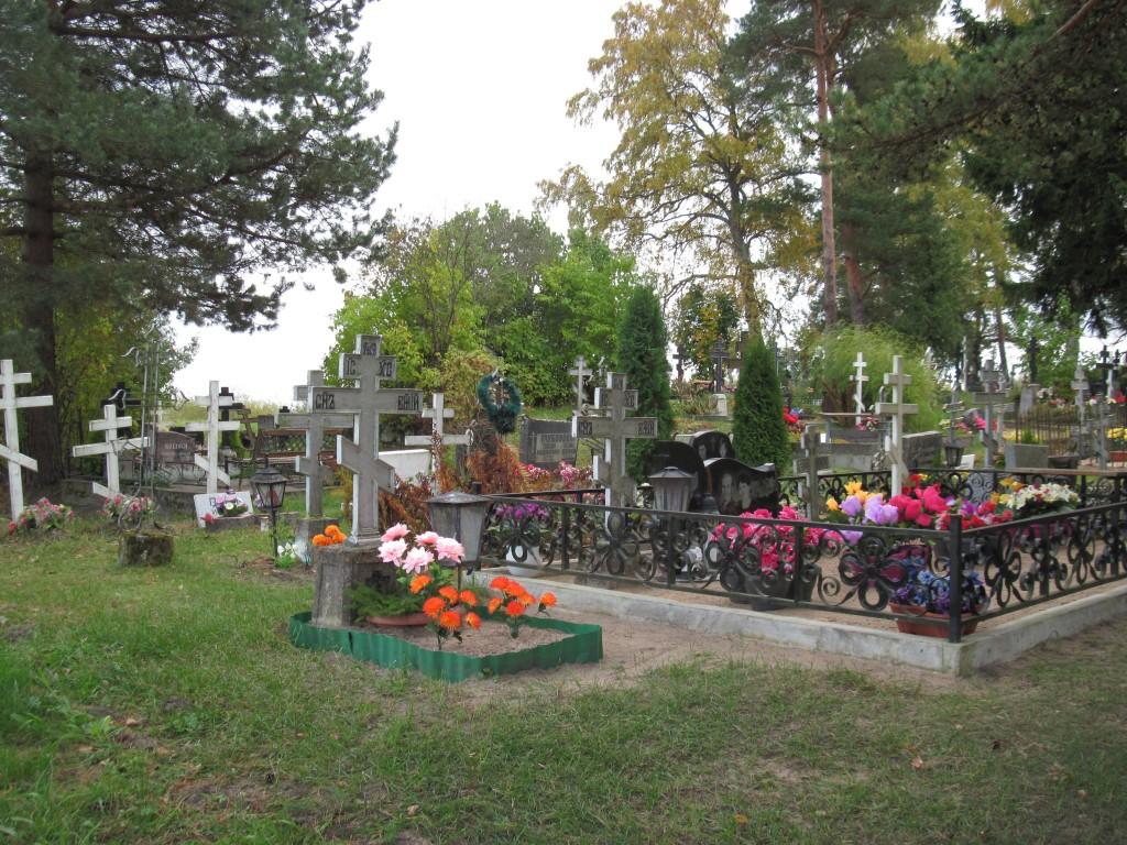 Raja vanausuliste kalmistu Foto: Sille Raidvere Aeg: 14.10.2015