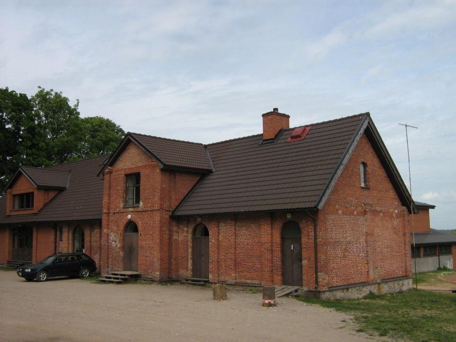 Suure-Kõpu mõisa kuivati Autor Anne Kivi  Kuupäev  06.10.2008