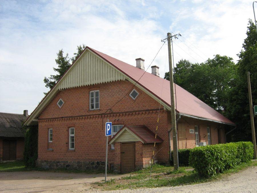 Vaade Kõpu apteegile loodest Autor Anne Kivi  Kuupäev  06.10.2008