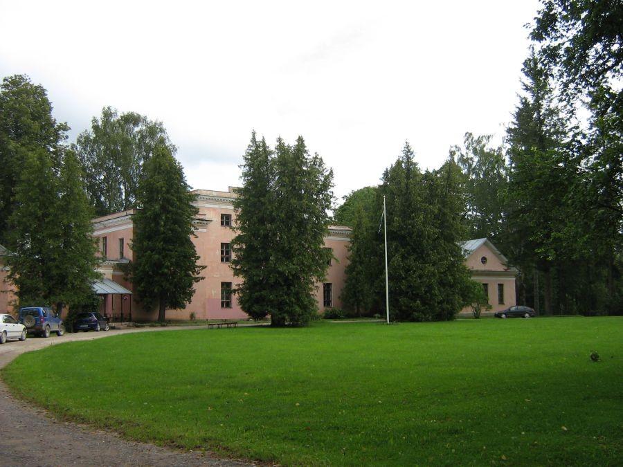 Heimtali mõisa peahoone Autor Anne Kivi  Kuupäev  21.08.2008